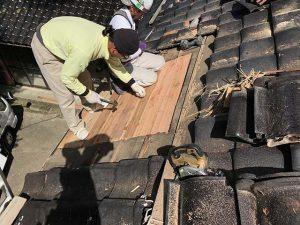 屋根瓦の点検・修理・補修_さなだ瓦店のサービス内容